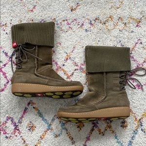 North Face Alana Sweater Boots